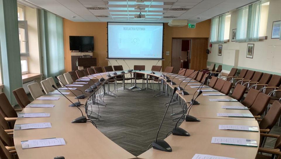 Inauguracja Profilaktycznego Banku Dobrych Praktyk wDzielnicy Żoliborz