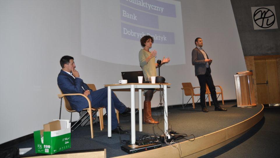 Konferencja inaugurująca Profilaktyczny Bank Dobrych Praktyk współfinansowany przezMinisterstwo Edukacji Narodowej