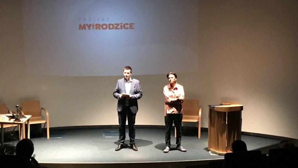 Premierowa prezentacja Projektu MyiRodzice
